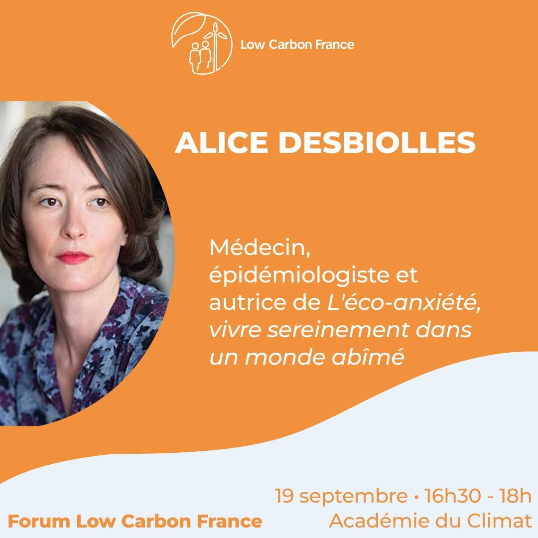 Alice Desbiolles