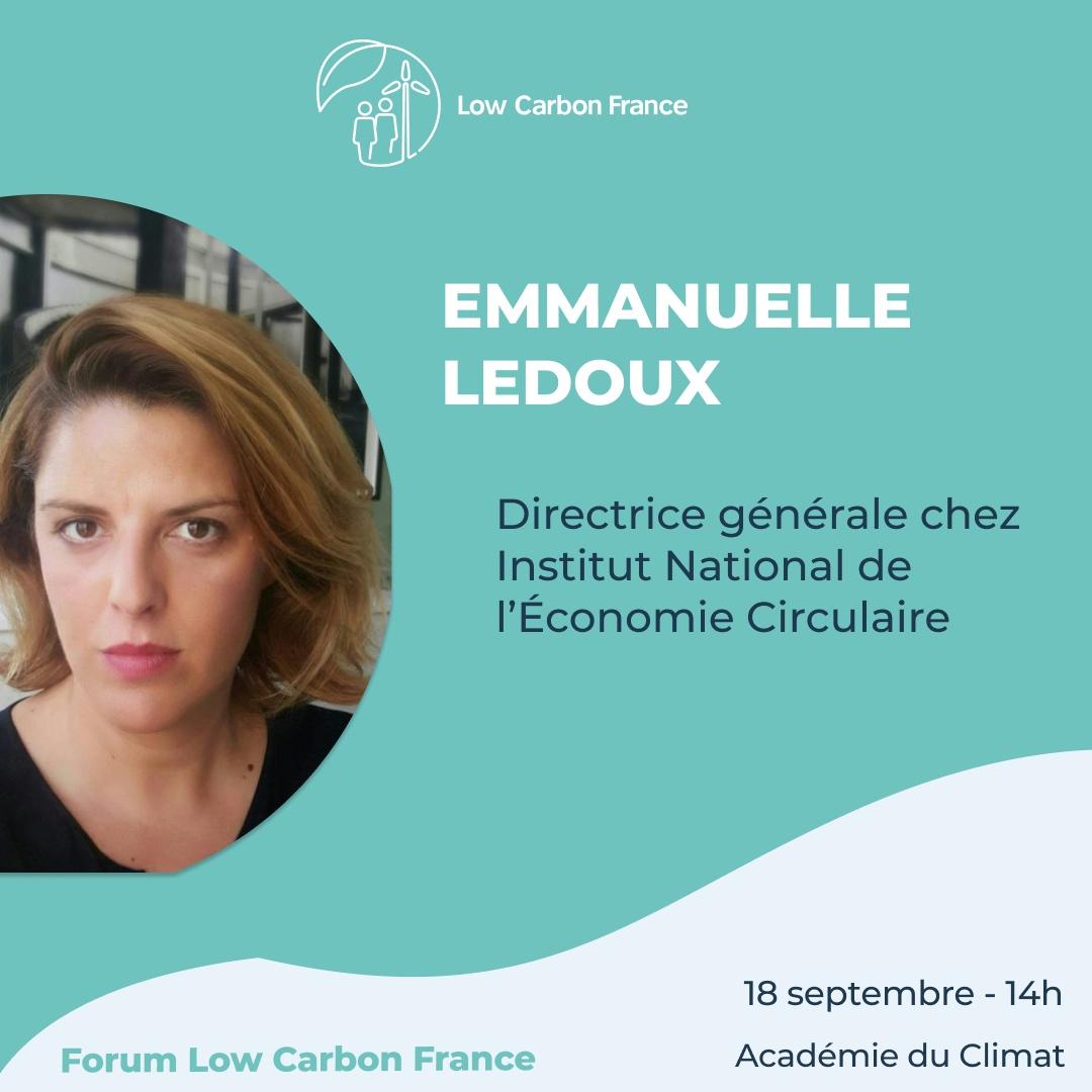 Emmanuelle Ledoux