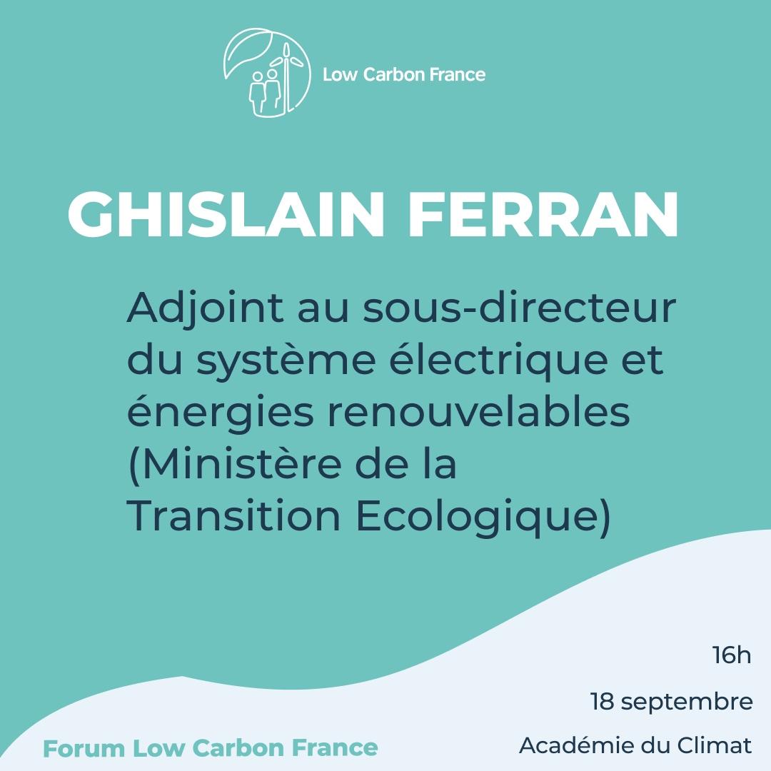 Ghislain Ferran