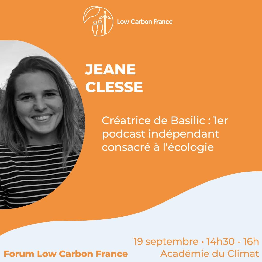 Jeane Clesse