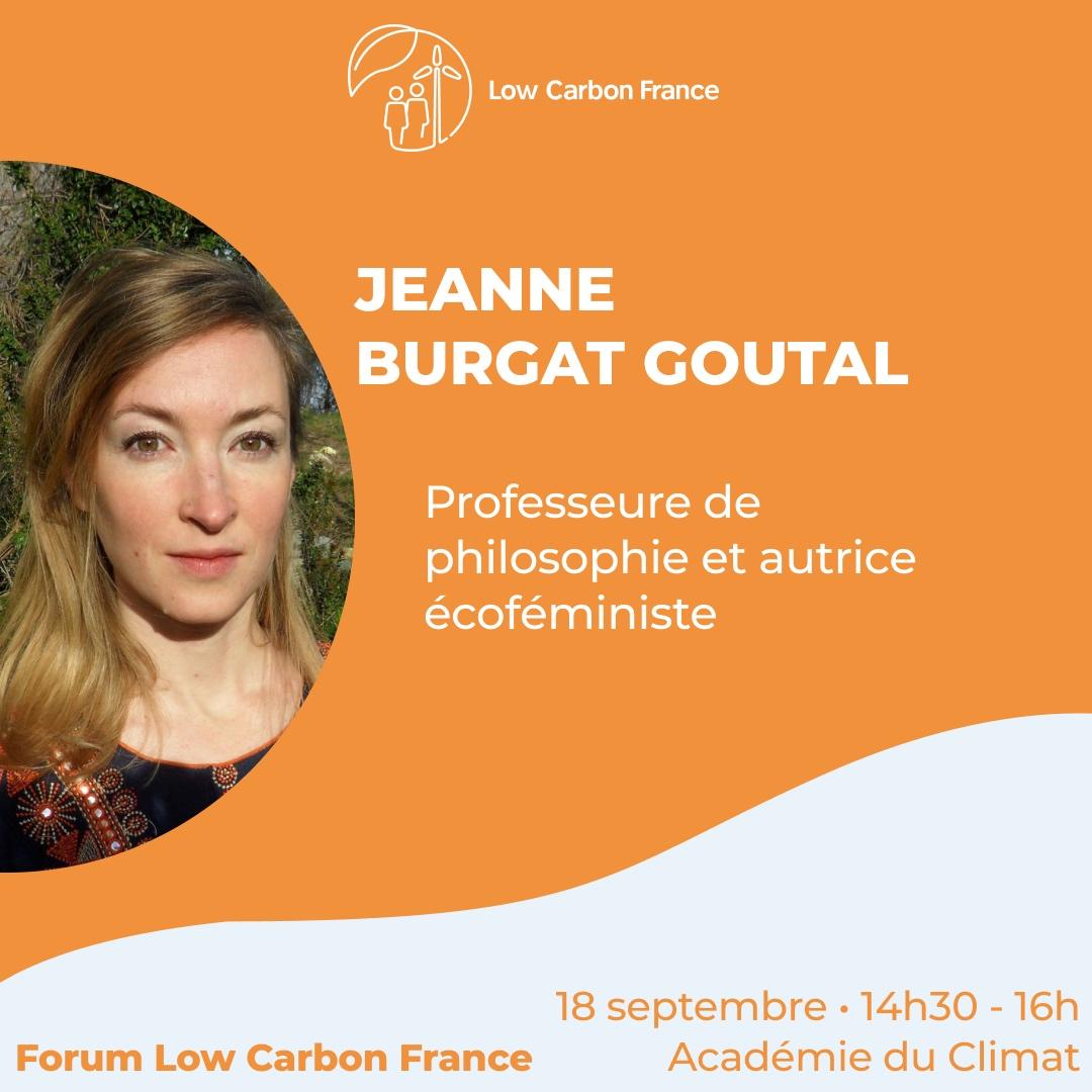 Jeanne Burgat Goutal