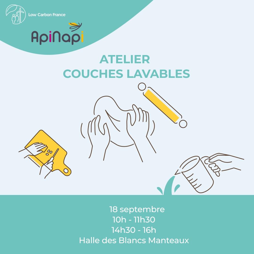 ApiNapi – Atelier Couches Lavables