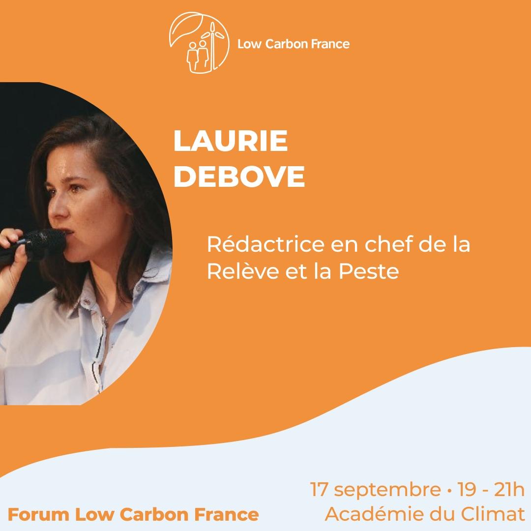 Laurie Debove