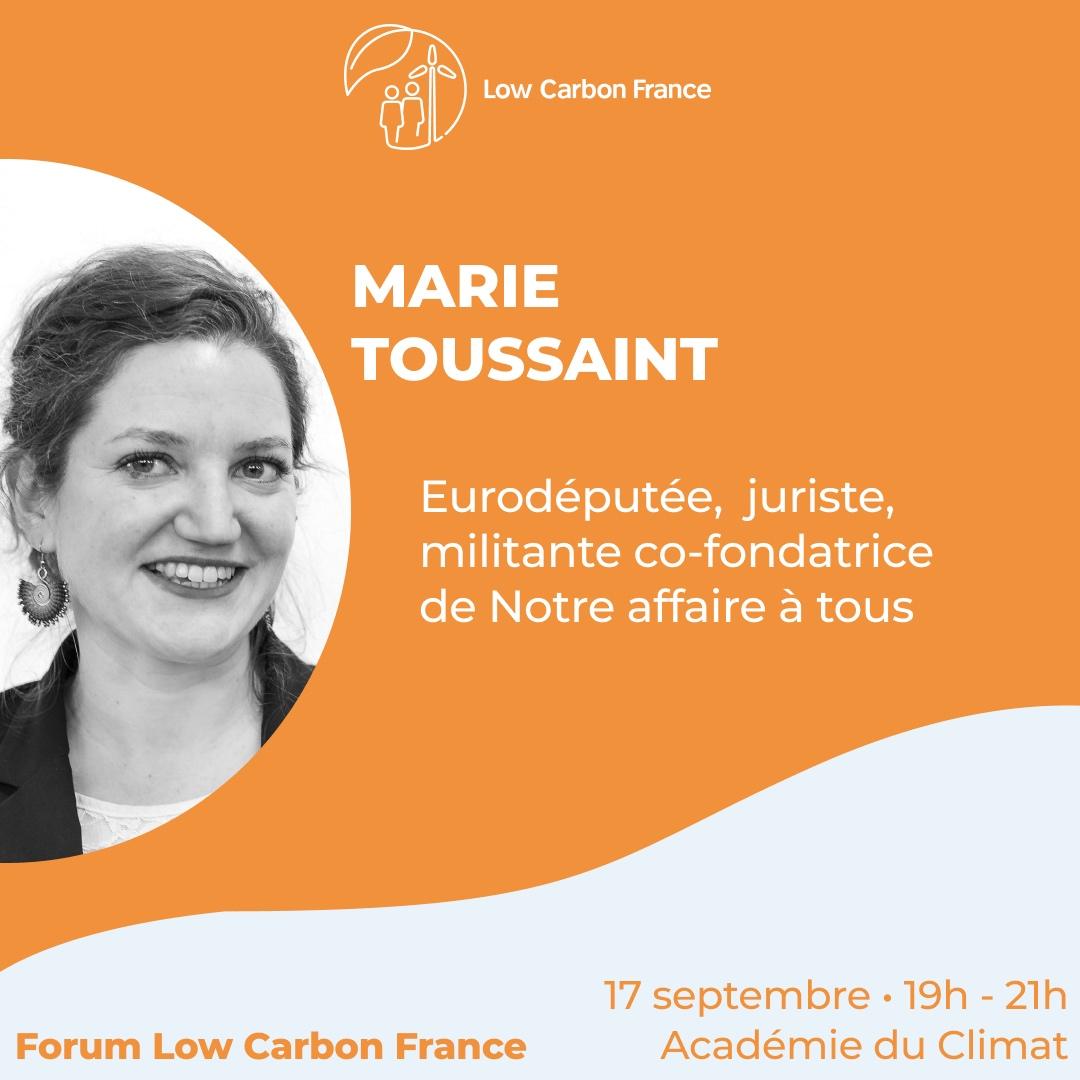 Marie Toussaint