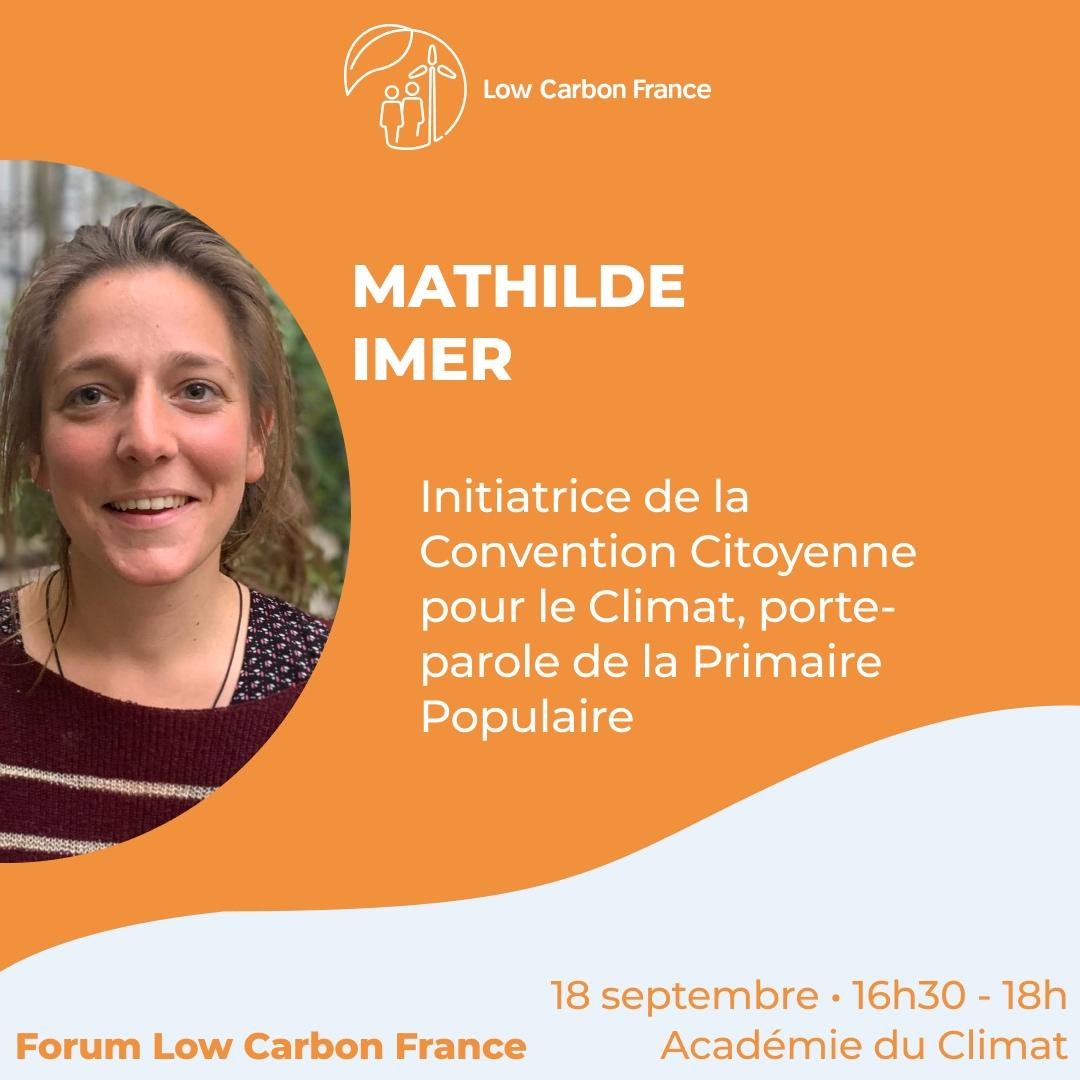 Mathilde Imer