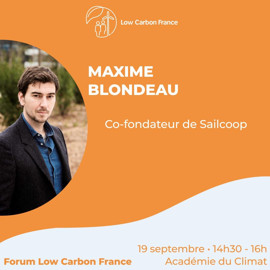 Maxime Blondeau