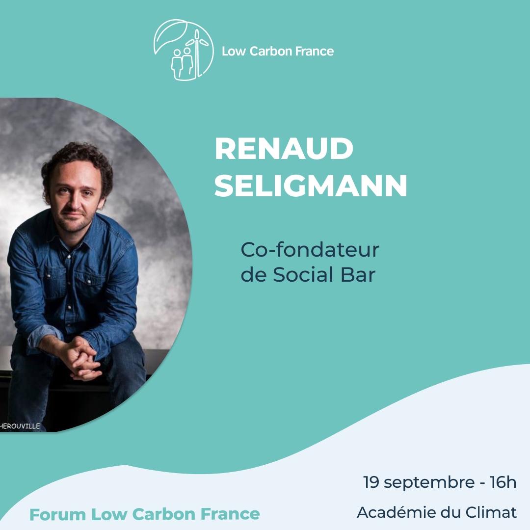 Renaud Seligmann