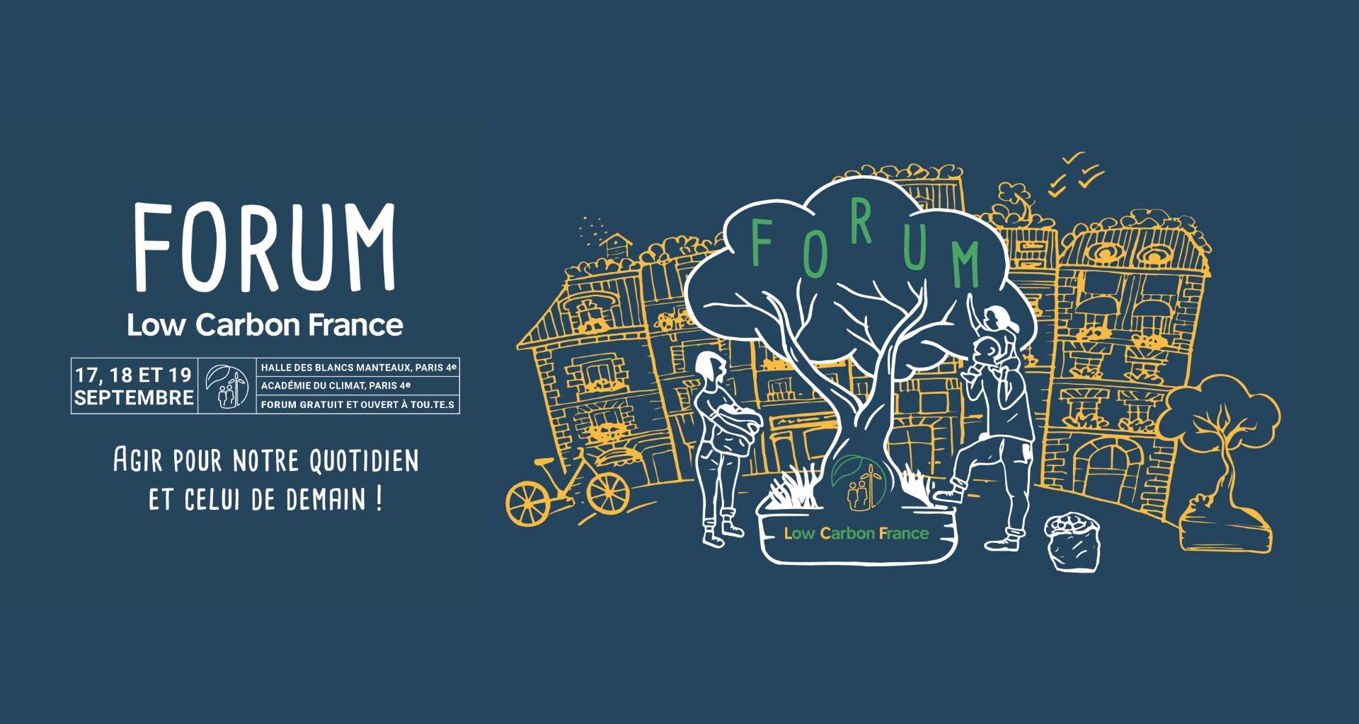Forum Low Carbon France 2021