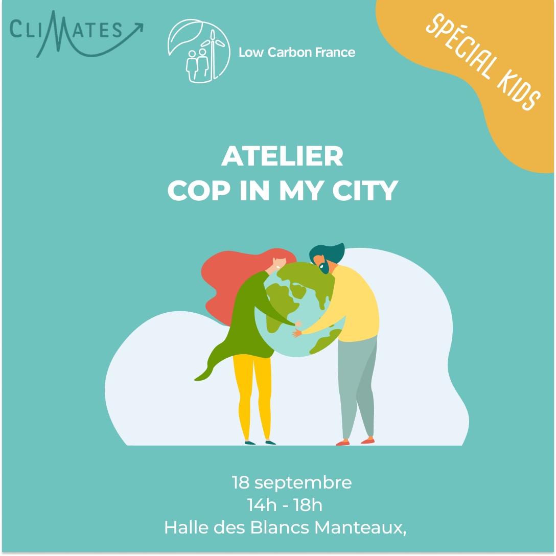 Atelier Cop in my city